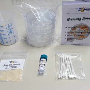 Growing Bacteria - Starterset