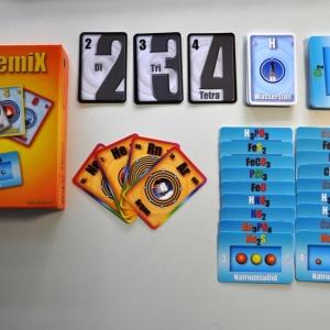 Chemix - das Kartenspiel