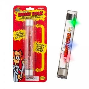 Energy Stick - der Mensch als Stromleiter