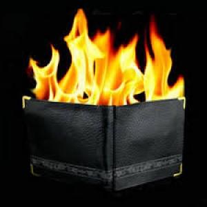 Fire Wallet - Standard