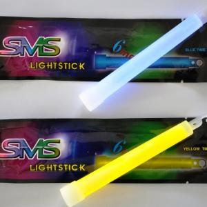 Knicklicht blau - Fluoreszierender Leuchtstab