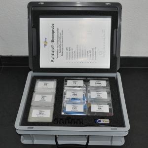 Kunststoffkoffer - Brennprobe 2. Auflage