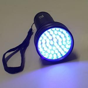 Schwarzlicht Taschenlampe - Gross 51 LED