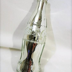 Silberspiegel - 3dl Glasflasche