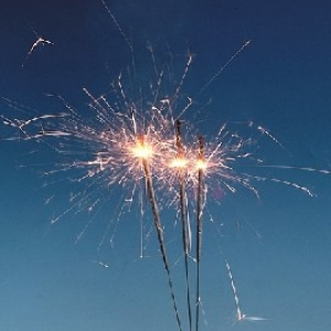 Magic Sparkler - Wunderkerzen Starterset