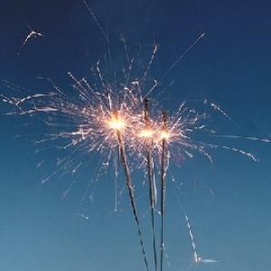 Magic Sparkler - Wunderkerzen Starterset
