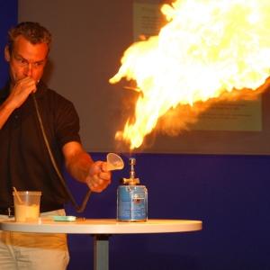 Feuer spucken - Set I