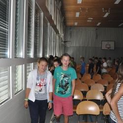 Schule Wattenwil 2013